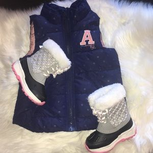 Carters | Vermont2 cold weather Snow Boot size 6